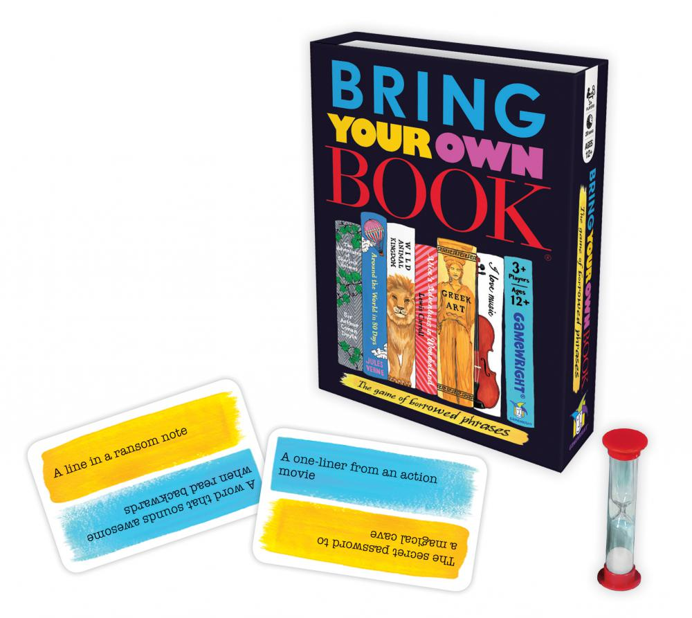 Imponderables bring your own bookg kristyandbryce Choice Image